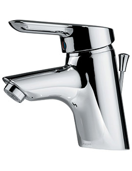 Sottini Rosita Basin Mixer Tap With Pop-Up Waste - B8419AA
