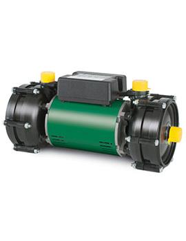 Salamander RHP 75 2.2 Bar Twin Positive Head Whole House Pump