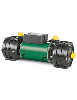 Salamander RHP 100 3.0 Bar Twin Positive Head Whole House Pump