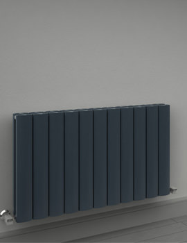 Reina Greco Double Panel Horizontal Radiator 660 x 600mm