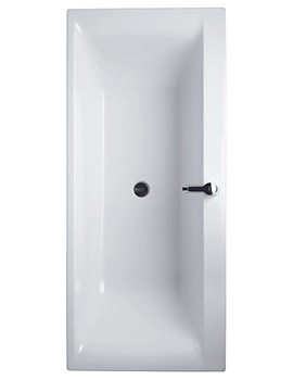 Sottini Santorini Idealform Plus Double Ended 1700 x 750mm Bath