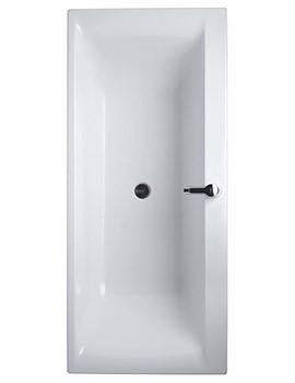 Sottini Santorini Idealform Plus Double Ended 1700 x 750mm Bath