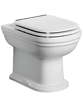 Sottini Reprise Back-To-Wall WC Pan With Horizontal Outlet 545mm
