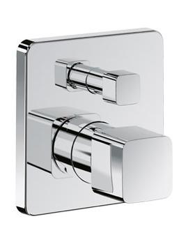 Jado Jes Concealed Thermostatic Shower Mixer Valve - H4504AA
