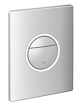 Nova Light Wall Plate Chrome - 38809000