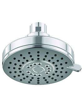Croydex Mowbray Three Function Overhead Shower - AM171441