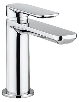 Pier Monobloc Basin Mixer Tap Chrome