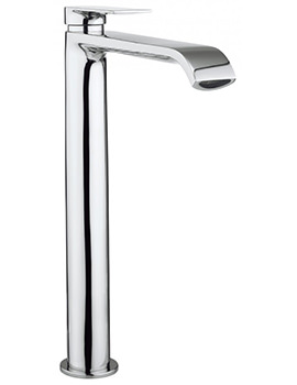 Related Crosswater Dune Monobloc Tall Basin Mixer Tap - DN112DNC