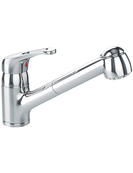 Franke Swing Spray Chrome - 1150155644