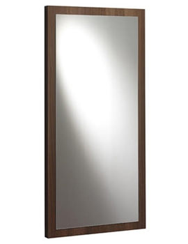 Bauhaus Elite Bathroom Vanity Mirror 460mm - EL4696WT