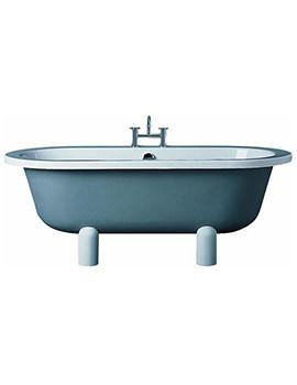 Sottini Lagaro Idealcast Freestanding Oval Bath 1700 x 800mm