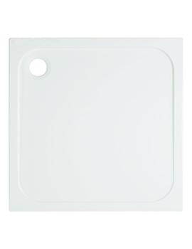 Square 45mm Stone Resin Tray 760 x 760mm - SR000S760