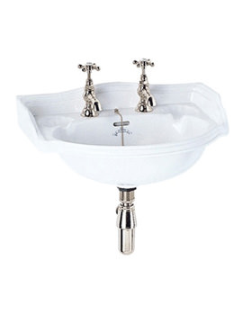 Oxford Cloakroom 535mm Basin White - OX1SB11030