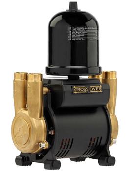 Salamander CT FORCE 15 TU 1.5 Bar Twin Brass Ended Universal Shower Pump