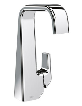 Related Jado Jes Basin Mixer Tap With Waste And 145mm Spout Projection