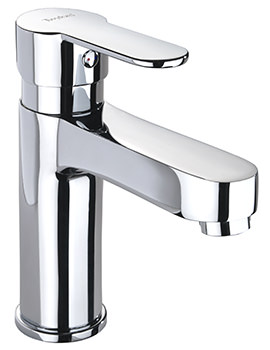 X50 Mono Basin Mixer Tap With Click Clack Waste