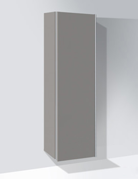 Related Duravit Darling New 400 x 1540mm Left Hand Tall Cabinet - DN 1272L