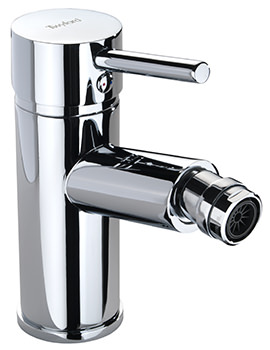 X60 Mono Bidet Mixer Tap With Click Clack Waste