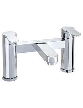 X50 Deck Mounted Bath Filler Tap - X505255CP