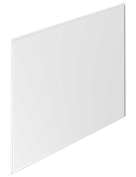 All End Bath Panel 750mm - TA7122WH