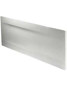 Twyford Callisto Galerie Bath Front Panel 1700mm - GN7121WH
