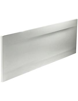 Twyford Callisto Galerie 1500mm White Front Bath Panel - GN7125WH