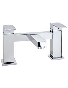 X62 Deck Mounted Bath Filler Tap - X625255CP