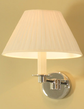 Imperial Brokton Wall Light With Shade - XLP1000800