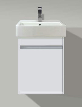 Ketho Single Door Vanity Unit With Vero 400mm Basin