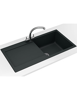 Maris Propack MRG 611 Fragranite Onyx Kitchen Sink And Tap