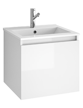 Croydex Boston 510mm Vanity Unit - WS010122