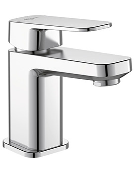 Tonic II Single Lever Small Basin Mixer Tap