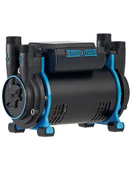 Salamander CT80B 2.6 Bar Twin Impeller Positive Head Bathroom Pump
