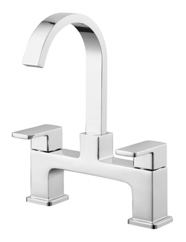 Storm 2TH Bath Filler Tap