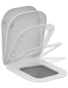 Tonic II Slow Close WC Toilet Seat And Cover