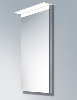 Duravit Delos 450mm Mirror With Lighting - DL724000000