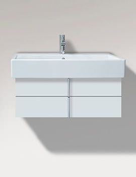 Duravit Vero 750mm 2 Drawer Unit And 800mm Basin
