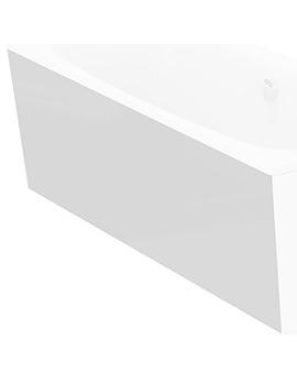 Dea Alcove Front Panel For 1700mm Rectangular Bath
