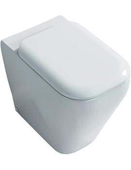 Tonic II Aquablade Back-To-Wall WC Pan 565mm