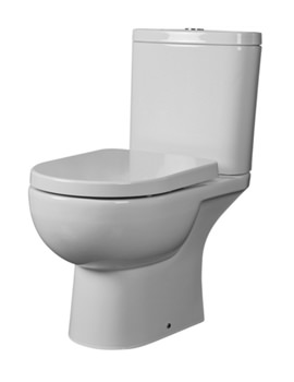 Essential Lily Close Coupled BTW Pan And Cistern - EC1009