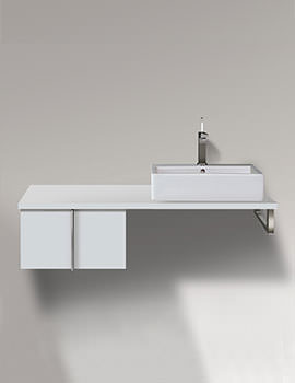 Duravit Vero 500 x 518mm Cabinet For Console With 1 Pull Out Compartment