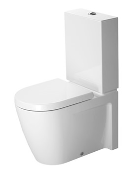 Starck 2 Close Coupled Washdown Model WC With Cistern