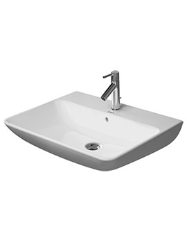 ME By Starck 650mm 1 Taphole Washbasin - 2335650000