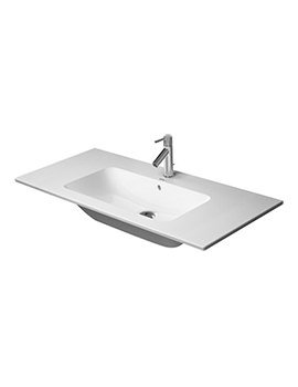 ME By Starck 1030mm 1 Taphole Furniture Washbasin - 233610