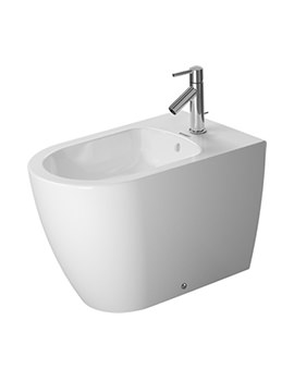 ME By Starck 370 x 600mm Floor Standing Bidet - 2289100000