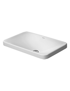 P3 Comforts 550mm Countertop Basin - 0377550000