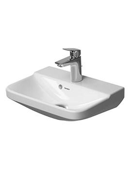 P3 Comforts 450mm 1 Taphole Handrinse Basin - 0716450000