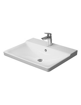 P3 Comforts 650mm Furniture Washbasin - 2332650000