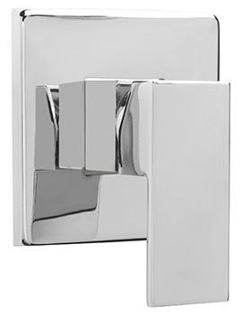 Cube Concealed Manual Shower Valve
