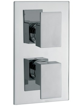 Dakota Concealed Thermostatic Shower Valve